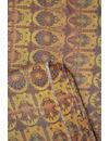 Pure Silk Completely Handwoven Moirang Phee Saree (Rani Phi - full handwoven pallu, temple bordered saree)
