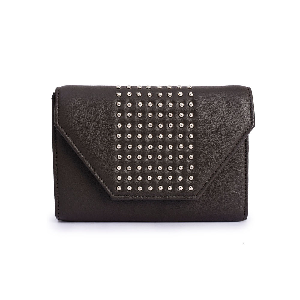 Women's Leather Wallet - PRU1372