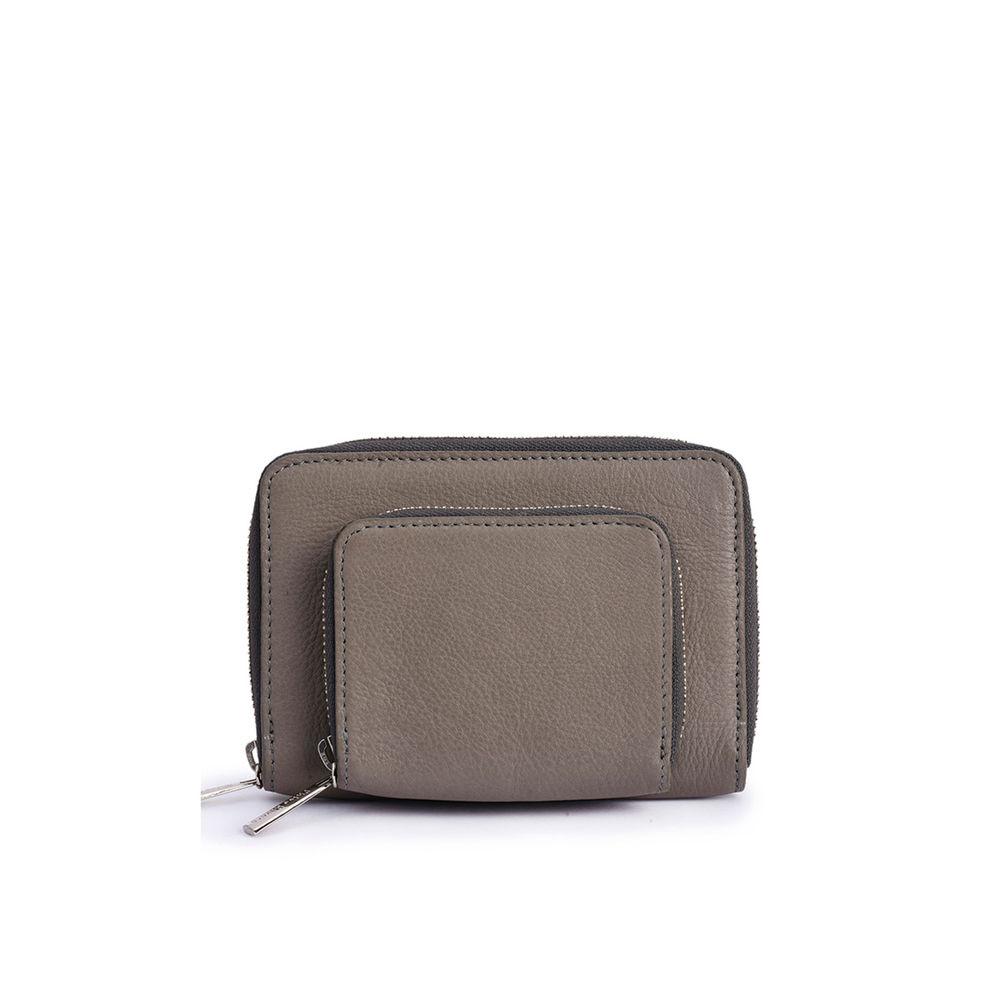Women's Leather Wallet - PRU1384