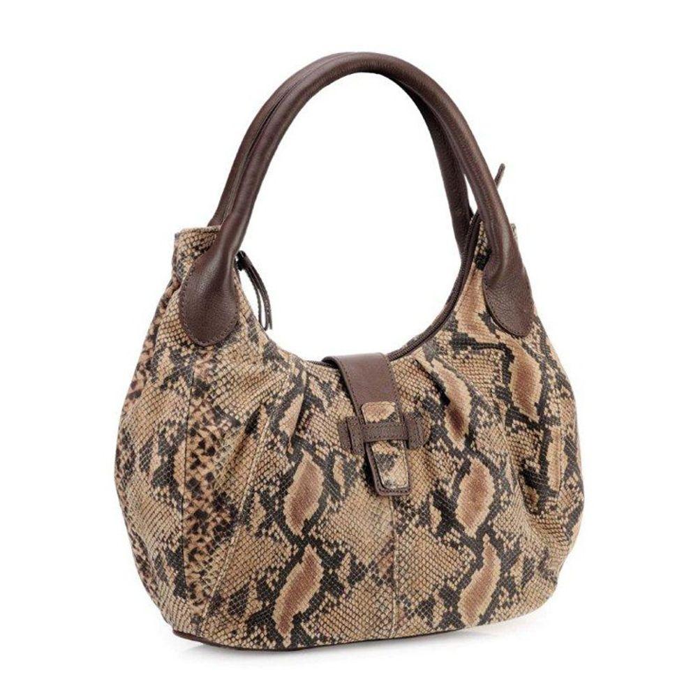 Women's Leather Handbag - PR849