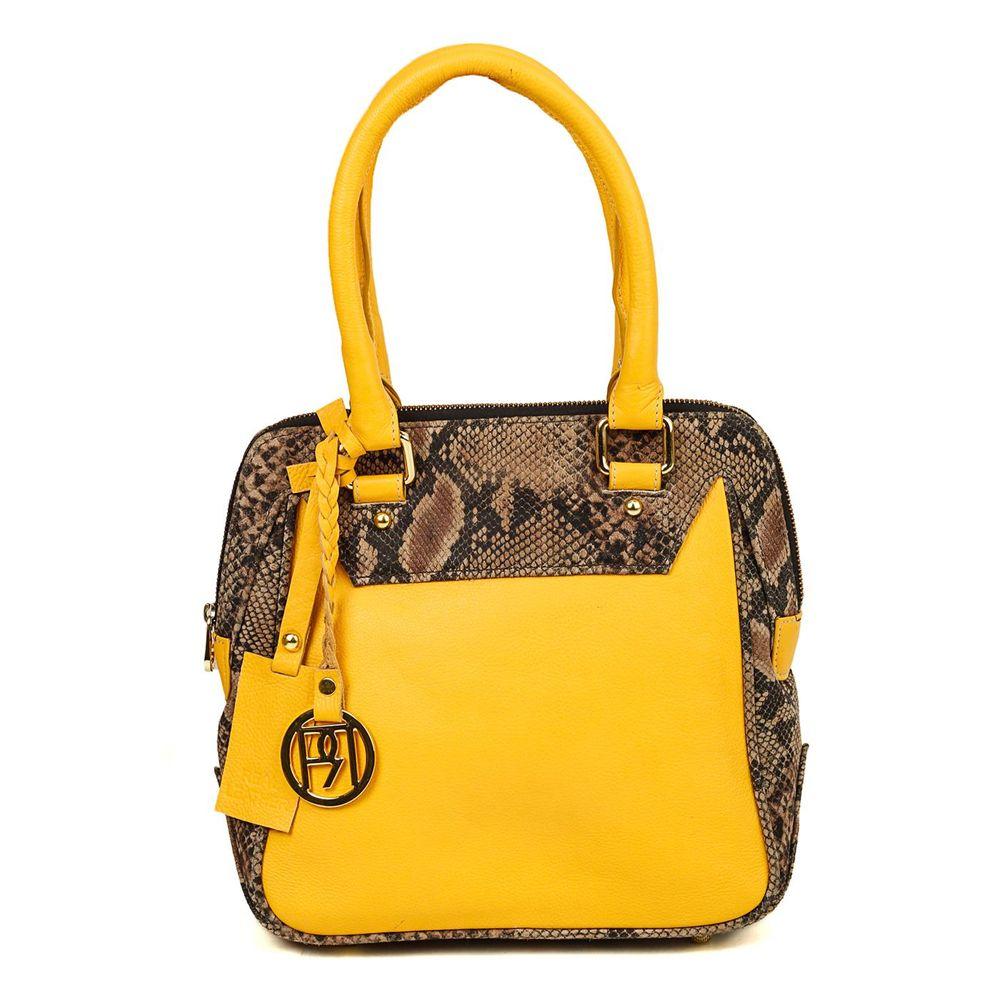 Women's Leather Handbag - PR1003