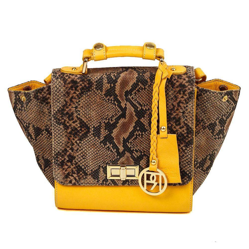 Women's Leather Handbag - PR1005