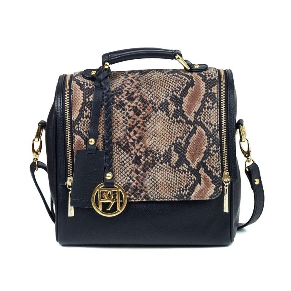 Women's Leather Handbag - PR1008