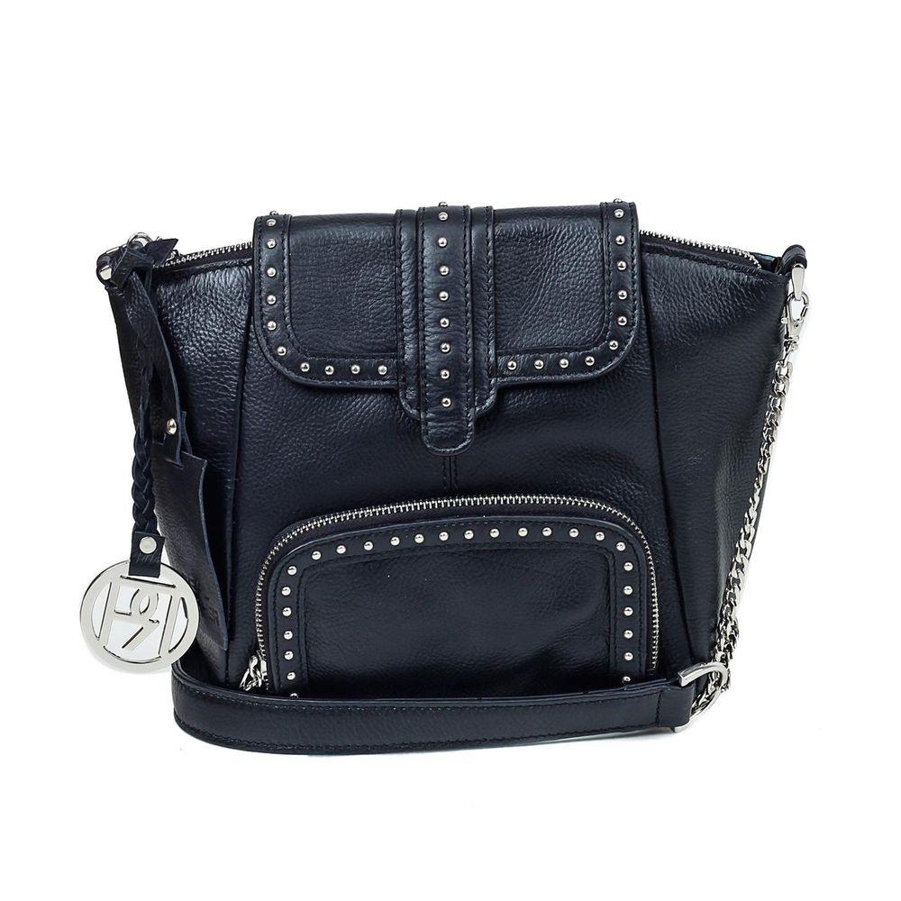 Women's Leather Crossbody Bag - PR1029