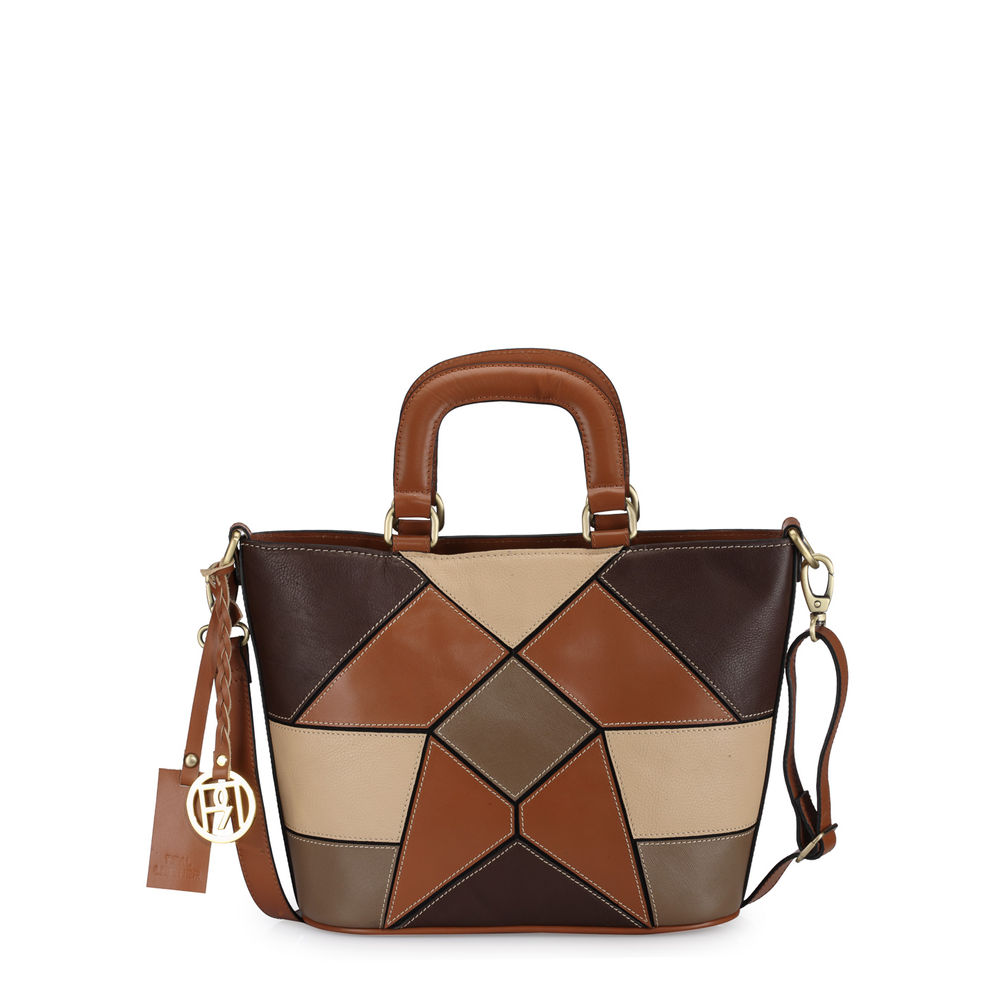 Women's Leather Handbag - PR1030