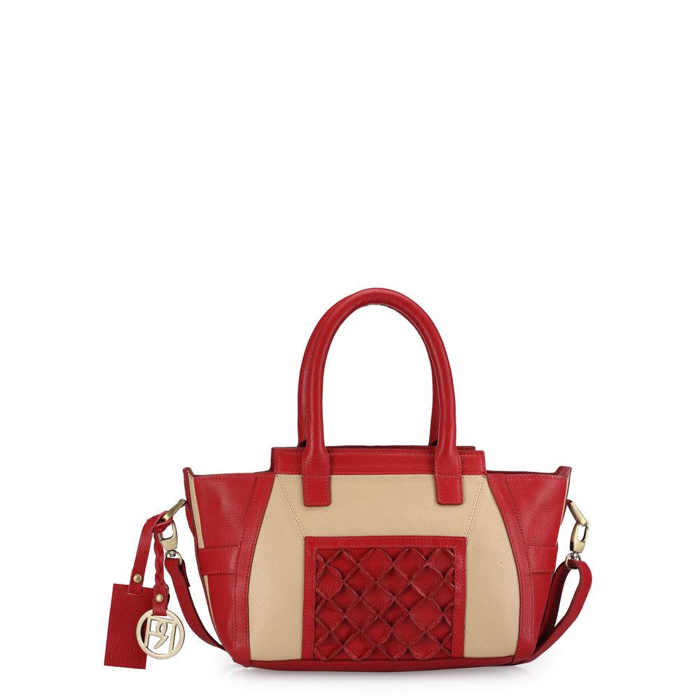 Women's Leather Handbag - PR1032