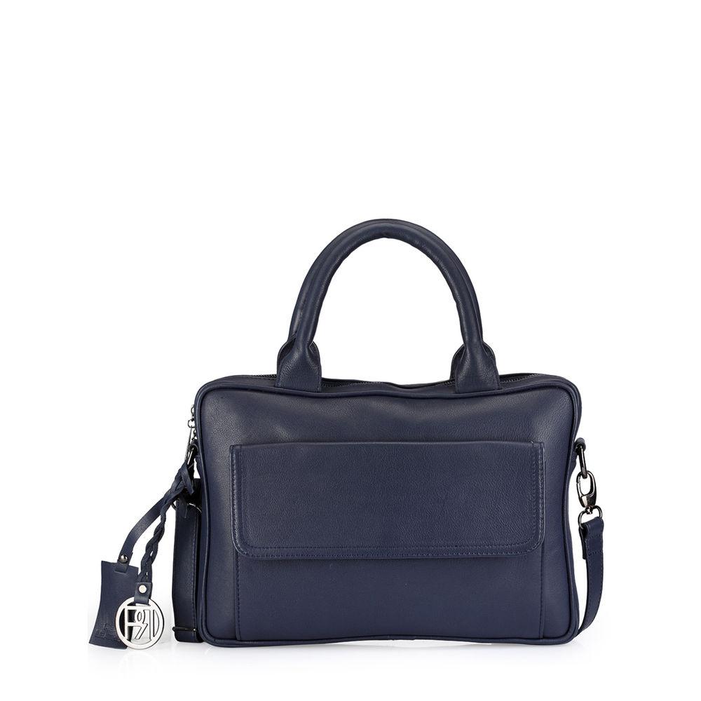 Women's Leather Laptop Bag - PR1039