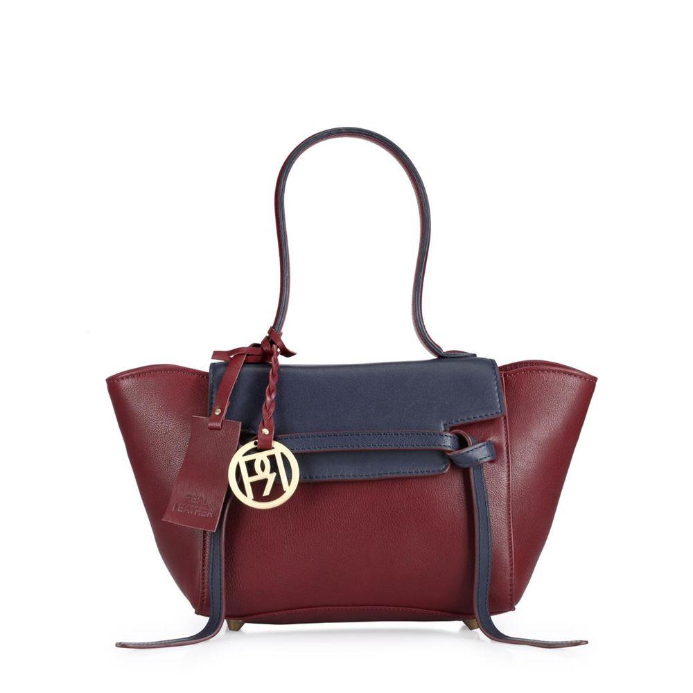 Women's Leather Satchel Bag  - PR1052