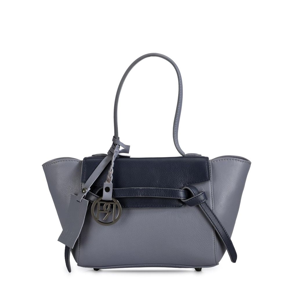 Women's Leather Satchel Bag - PR1053
