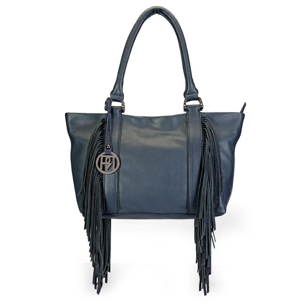 Women's Leather Handbag - PR1067