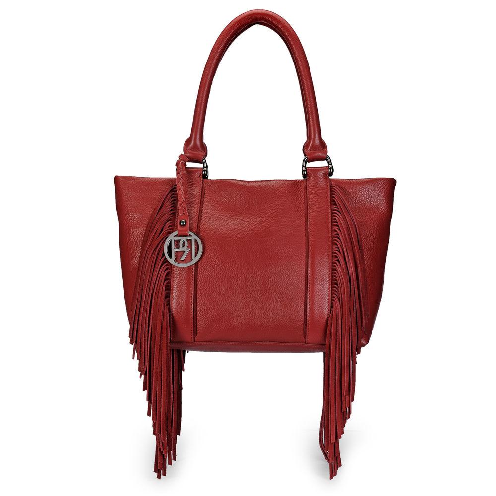 Women's Leather Handbag - PR1068