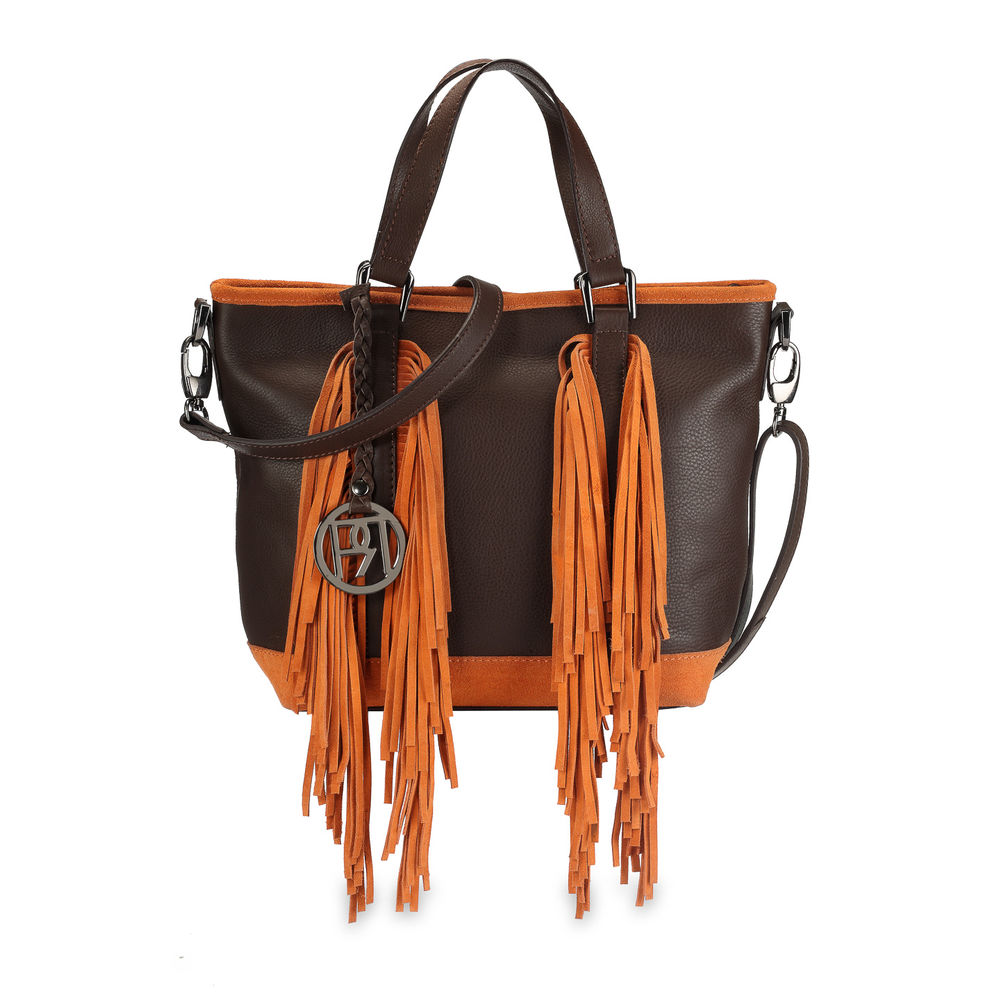 Women's Leather Handbag - PR1077
