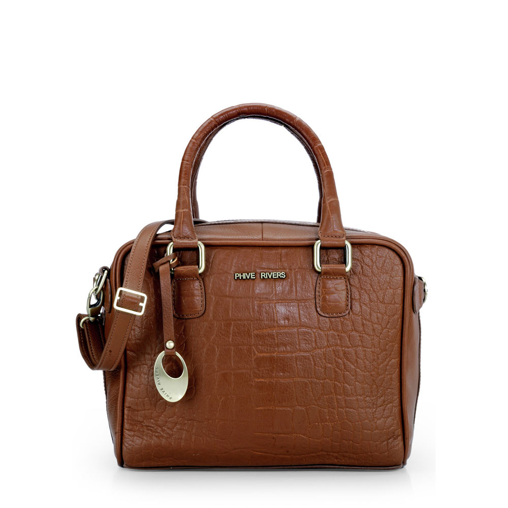 Women's Leather Handbag - PR1079