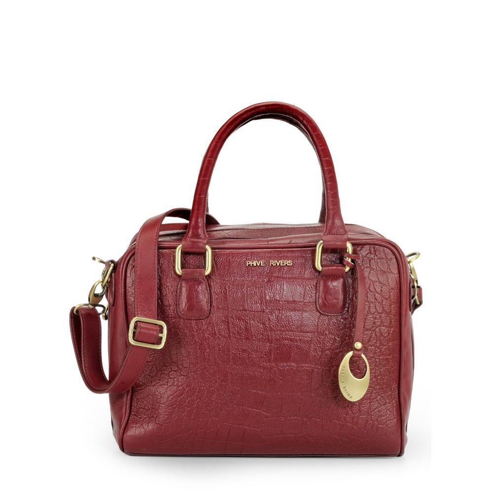 Women's Leather Handbag - PR1080