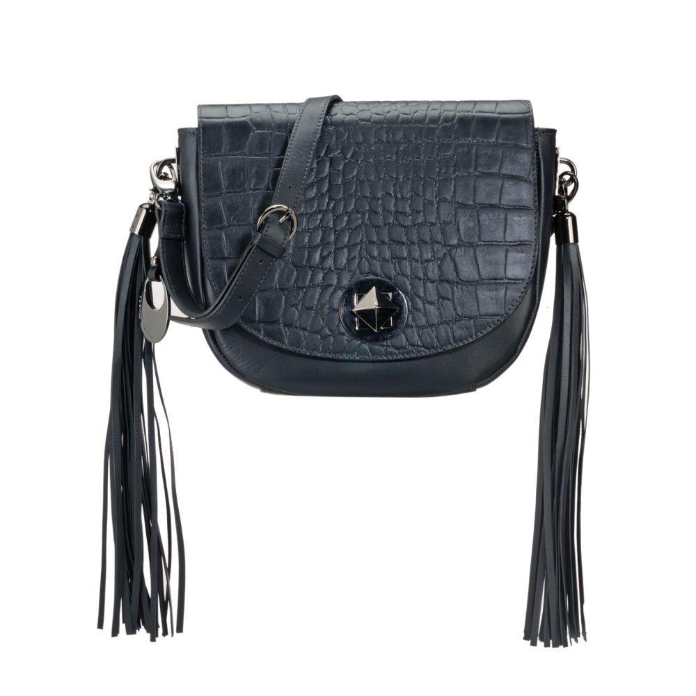 Women's Leather Crossbody Bag - PR1085