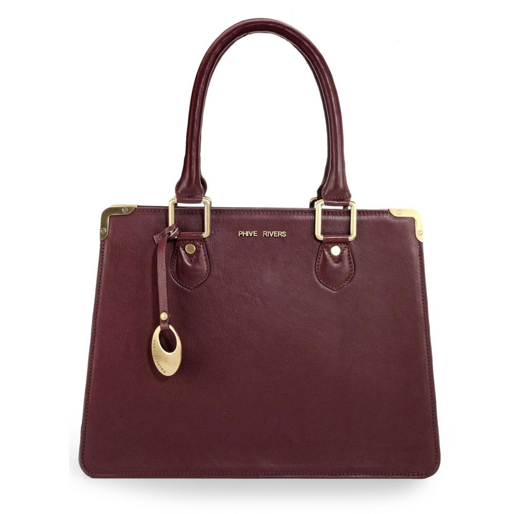 Women's leather Handbag - PR1087