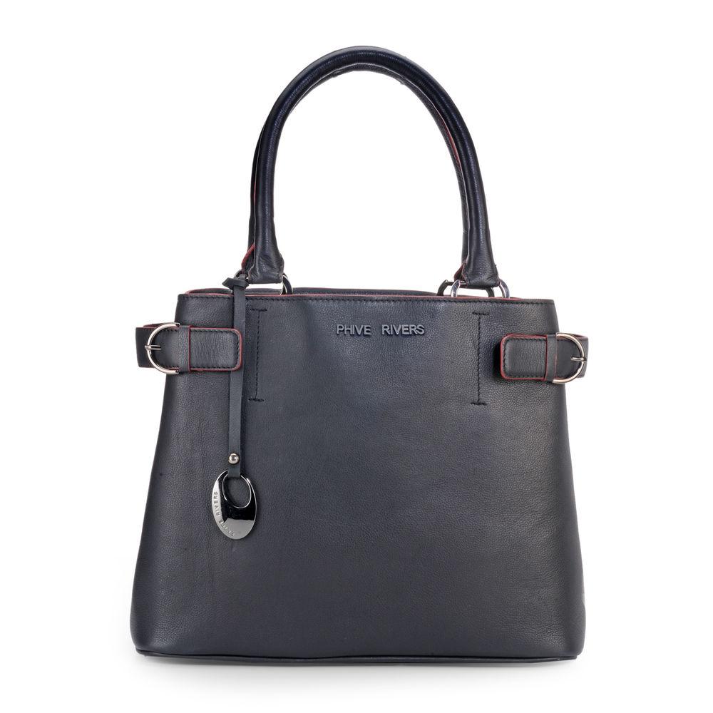 Women's Leather Handbag - PR1091