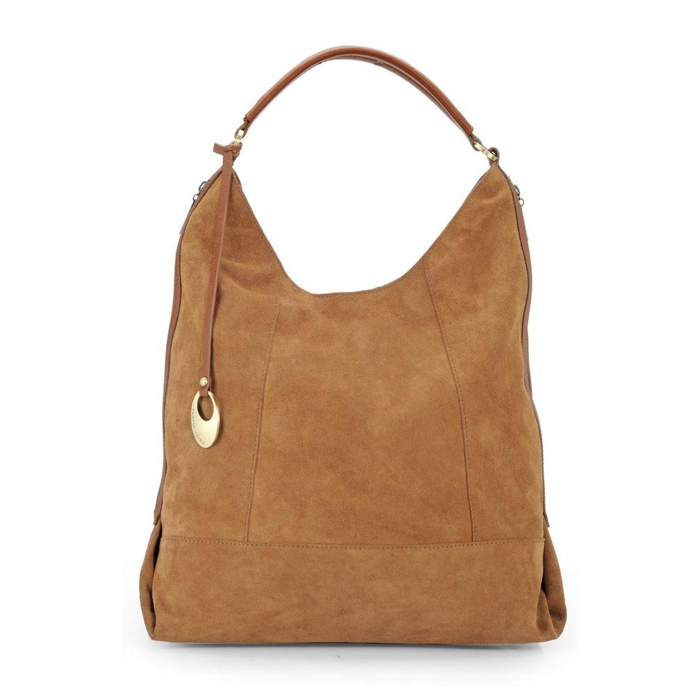 Women's Leather Hobo Bag - PR1093