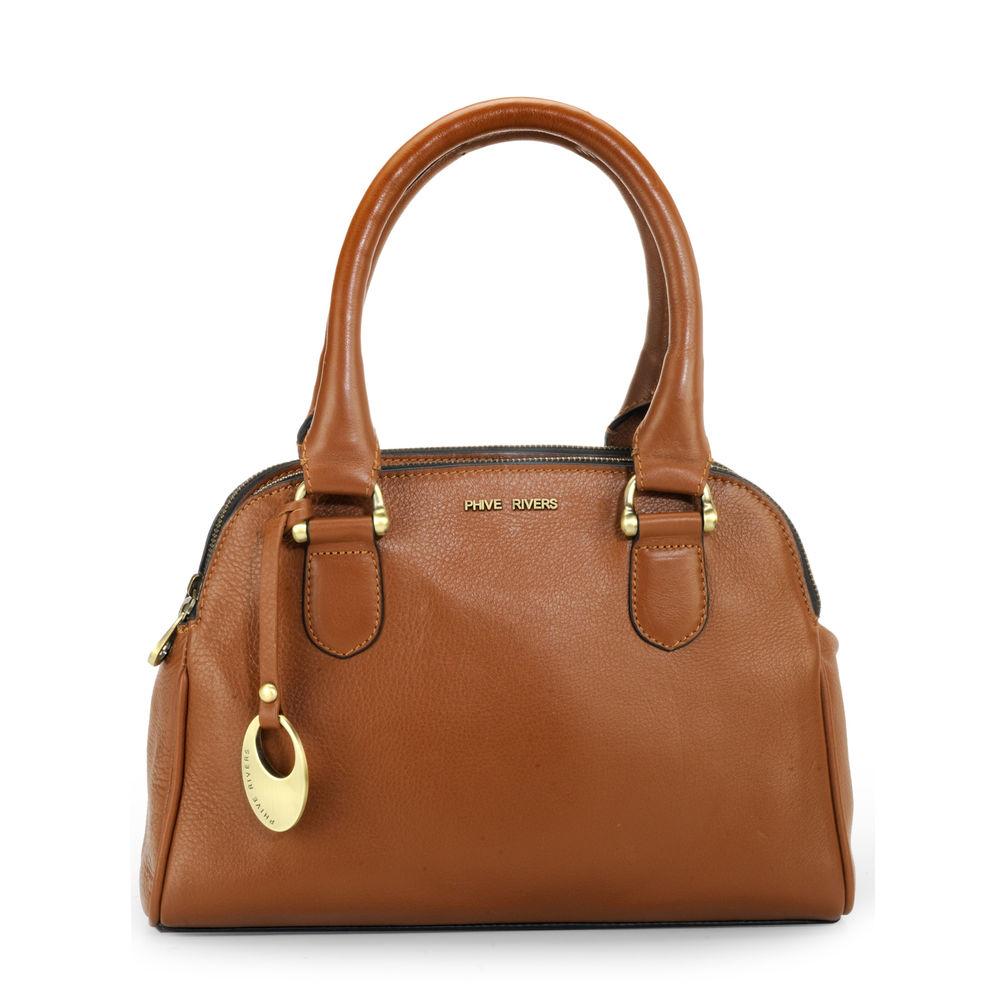 Women's Leather Handbag - PR1095