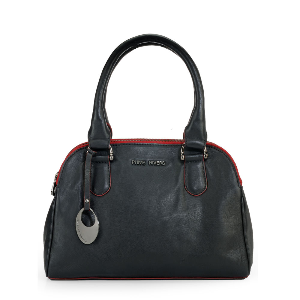 Women's Leather Handbag - PR1096
