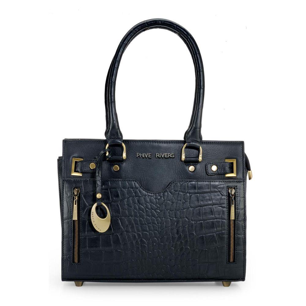 Women's Leather Shoulder bag - PR1097