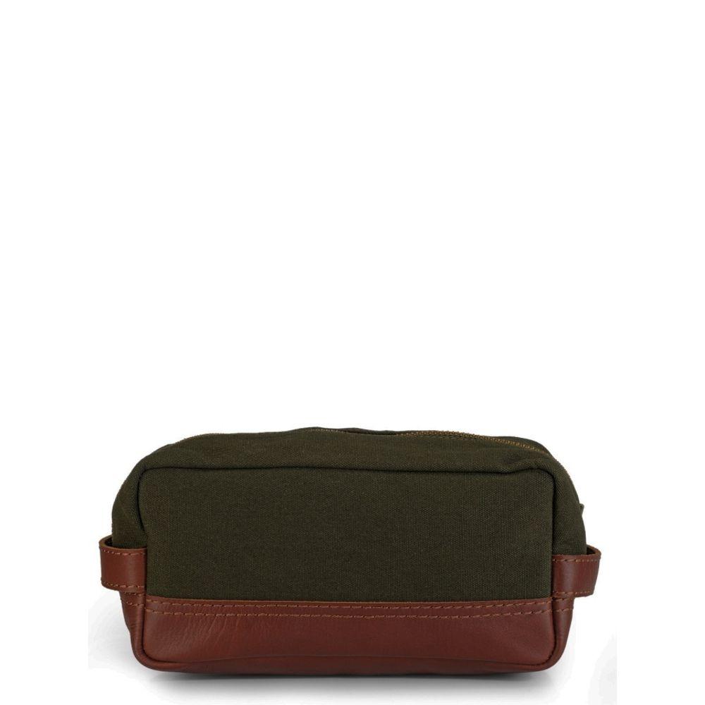Men's Leather Wash bag/Toilet kit - PR1117