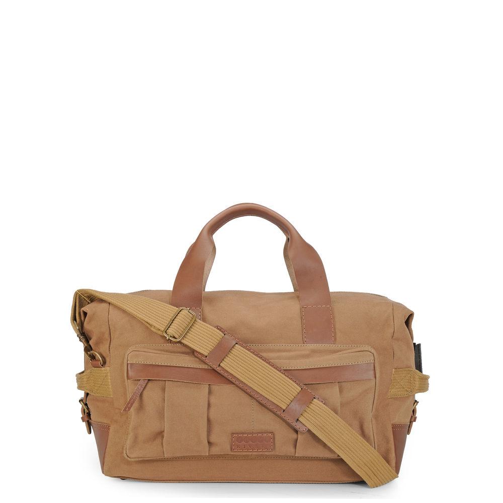 Men's Leather Duffle/ Weekender - PR1139
