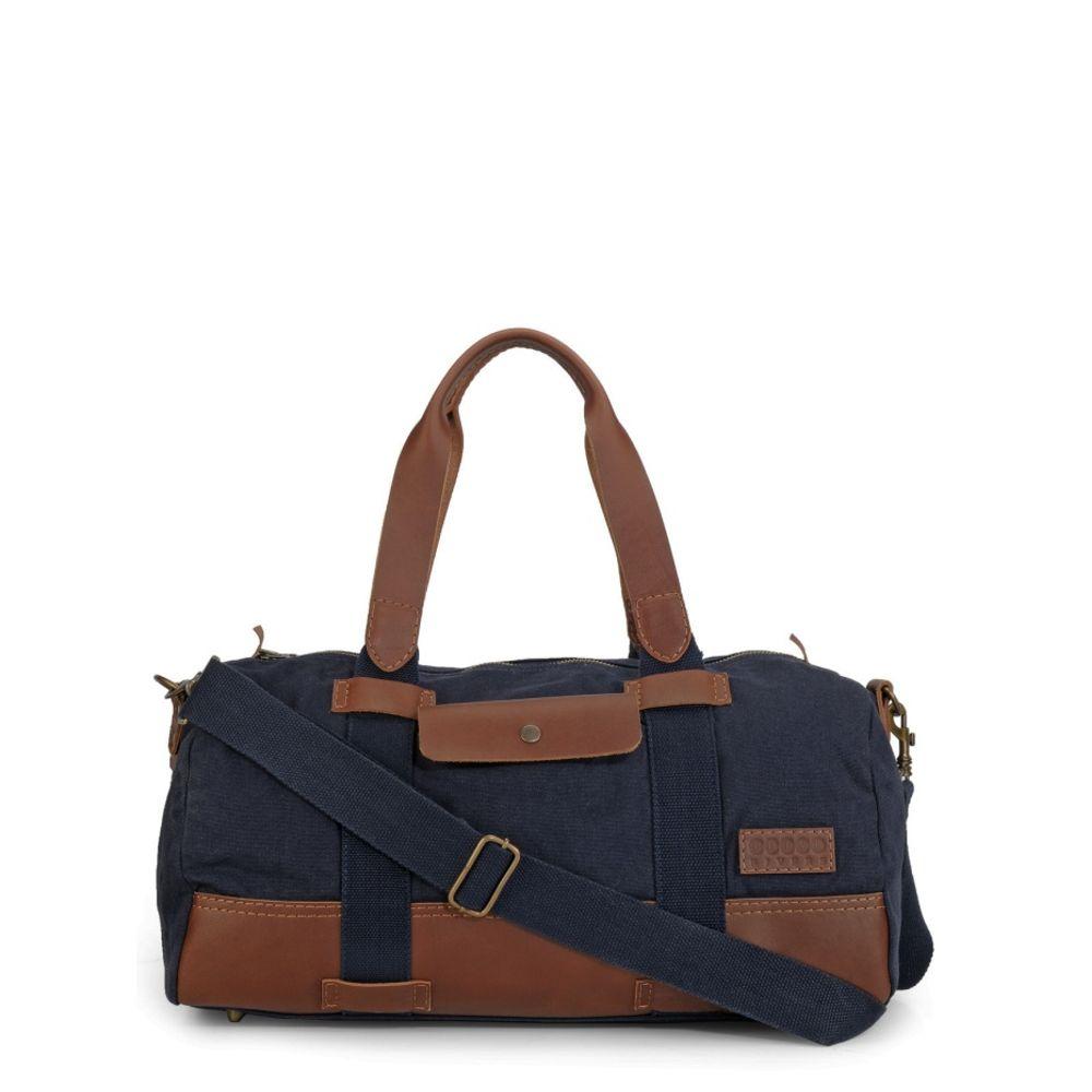 Men's Leather Duffle/ Weekender - PR1141