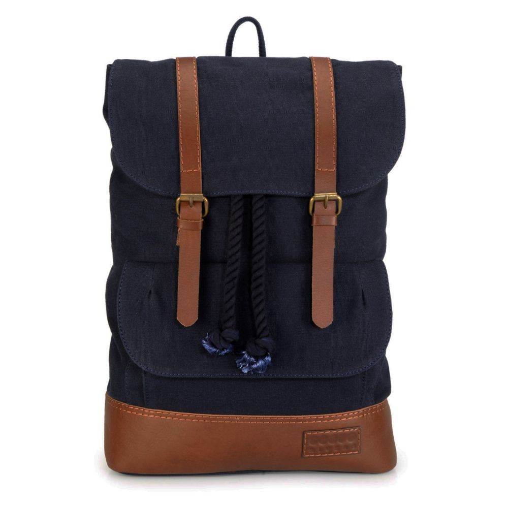 Men's Leather Backpack - PR1145