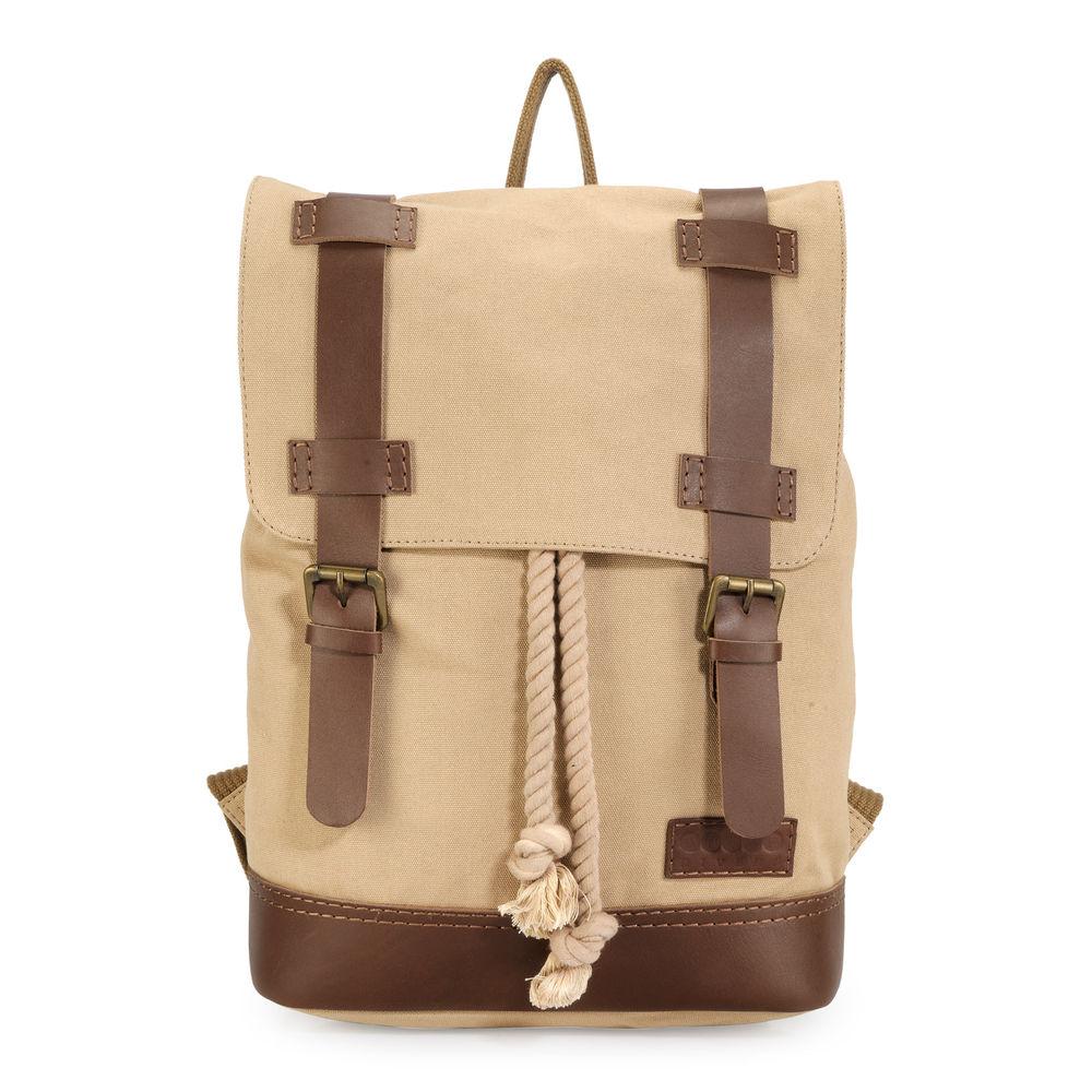 Men's Leather Backpack - PR1146