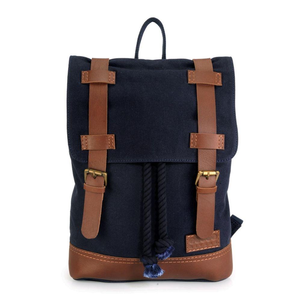Men's Leather Backpack - PR1147