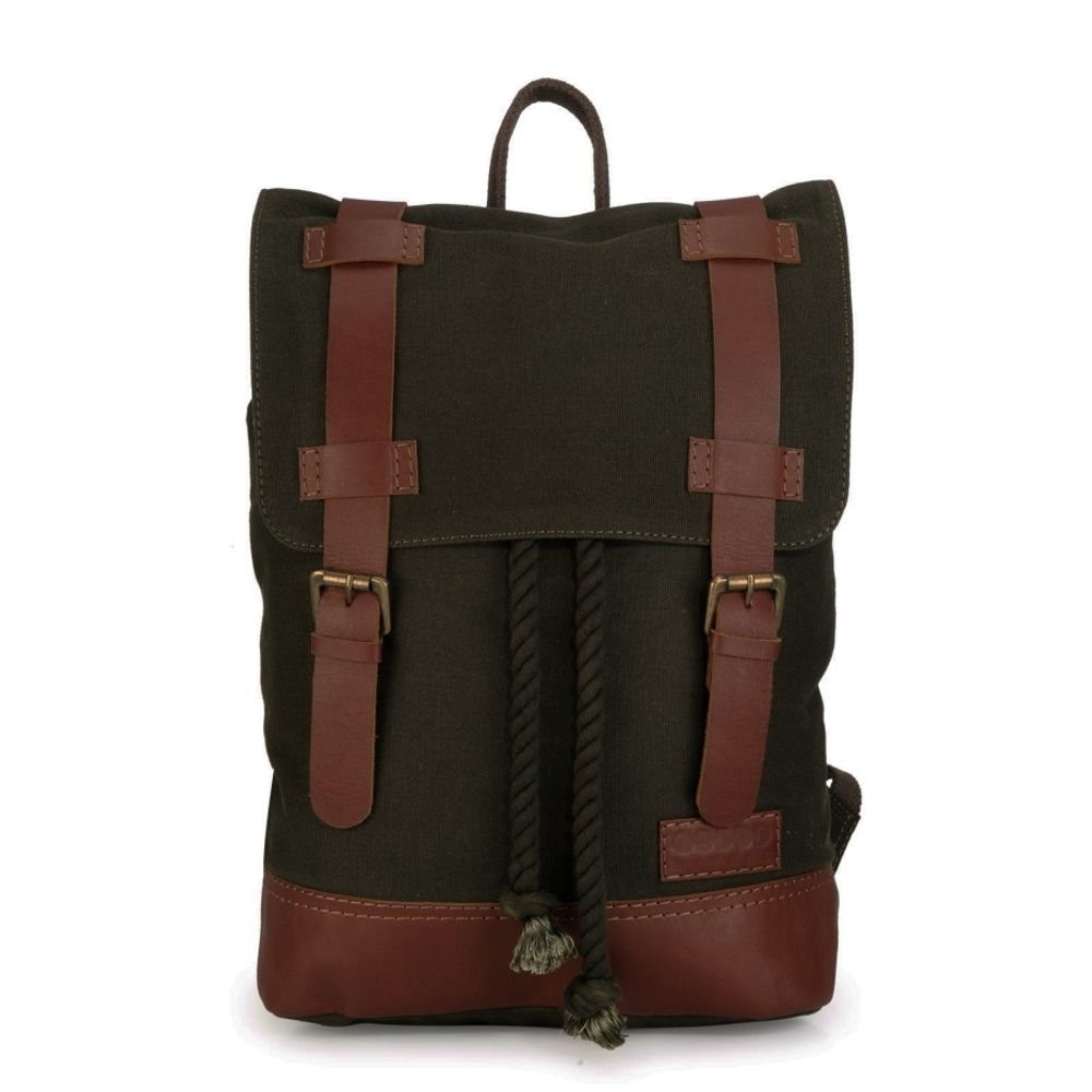 Men's Leather Backpack - PR1148