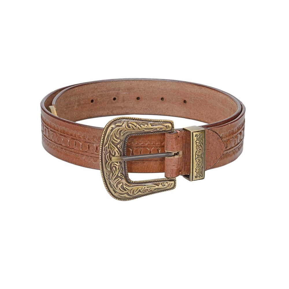 Phive Rivers Women's Leather Belt (PR1190)