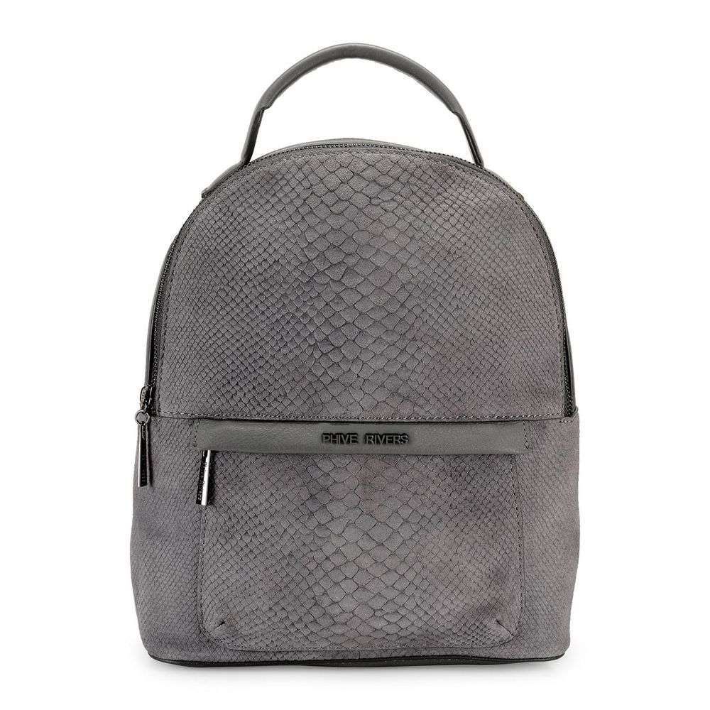 Women's Leather Back Pack - PR1216