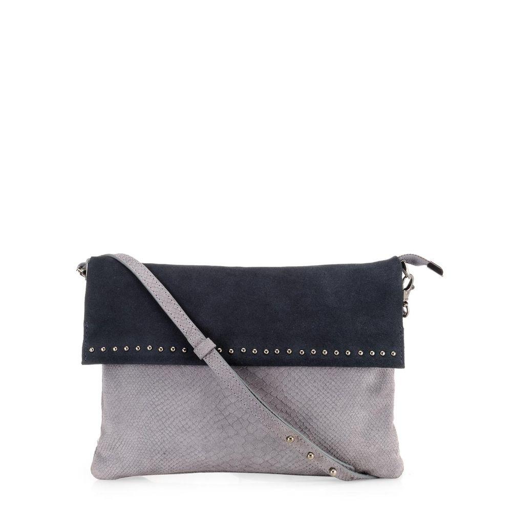 Women's Leather Crossbody Bag - PR1222