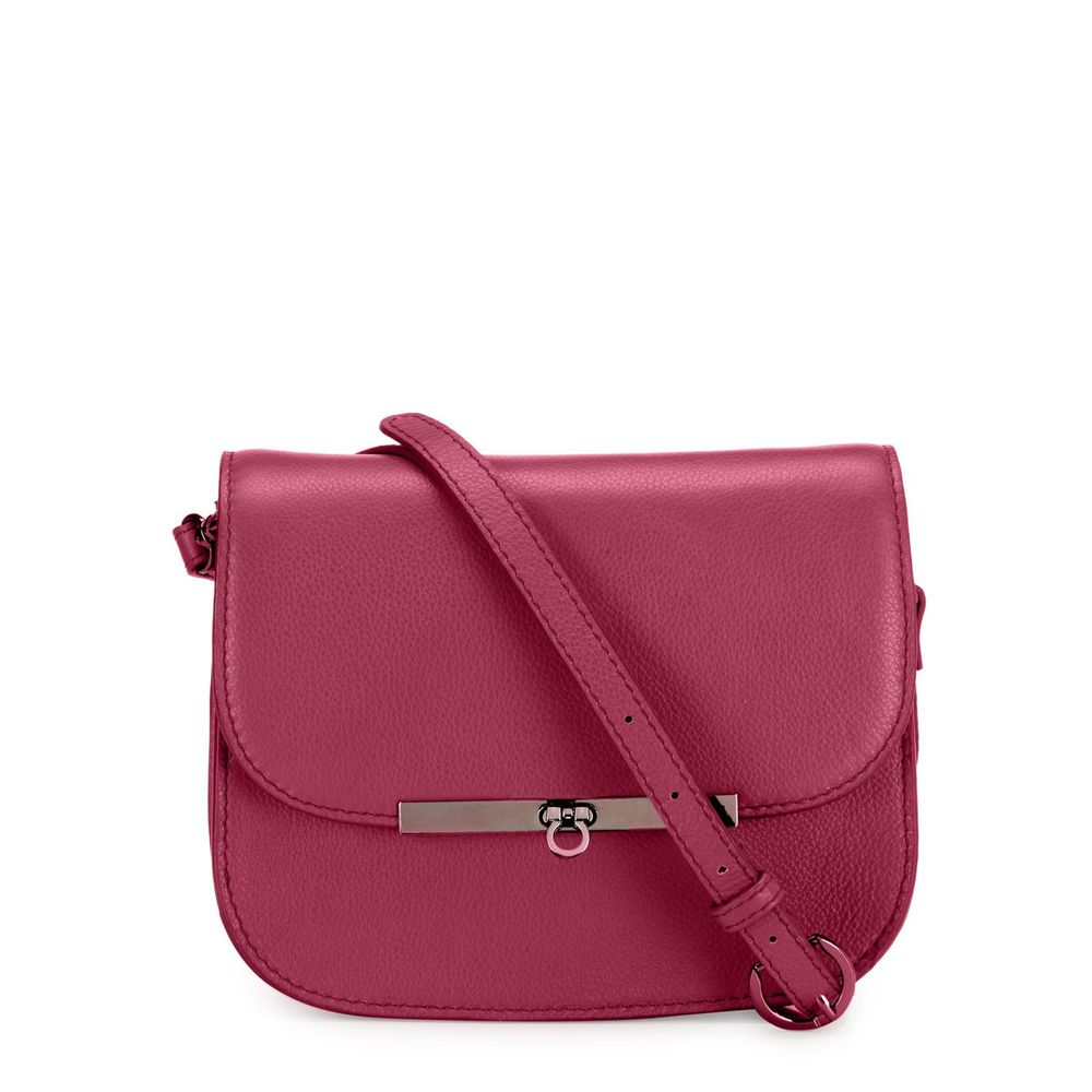 Women's Leather Crossbody Bag - PR1230