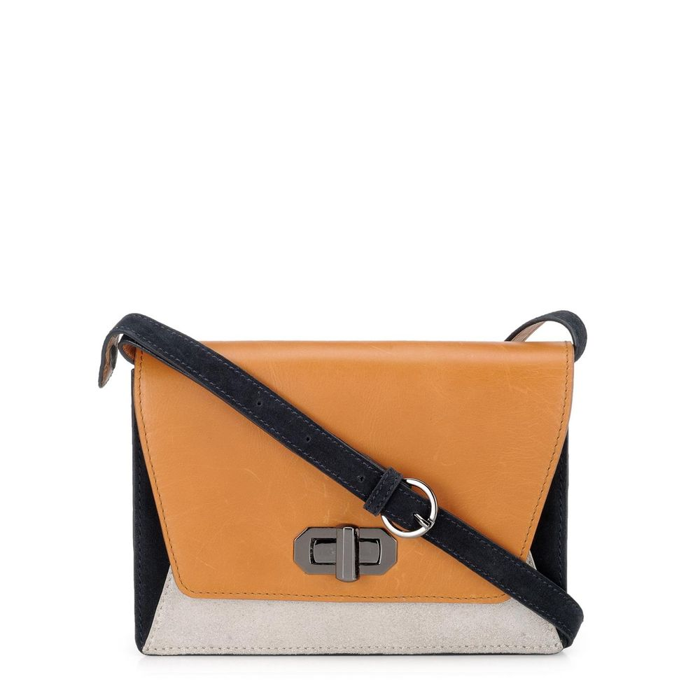 Women's Leather Crossbody Bag - PR1232