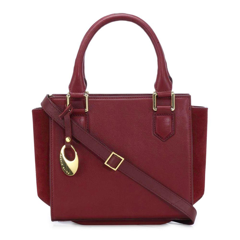 Women's  Leather Handbag - PR1267