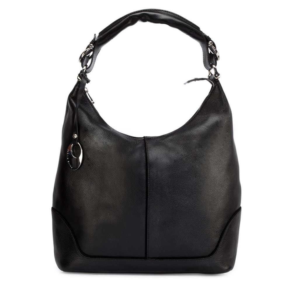 Women's Leather Hobo Bag - PR1276