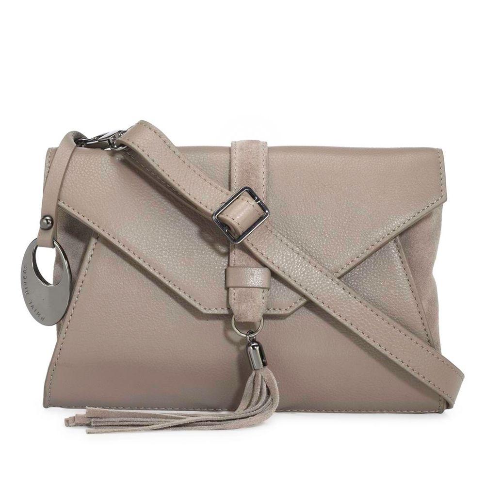 Women's Leather Crossbody Bag - PR1280