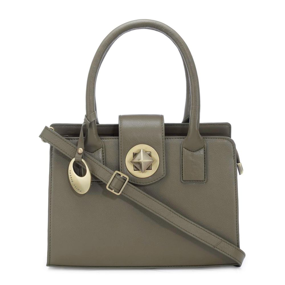 Women's Leather Handbag - PR1288