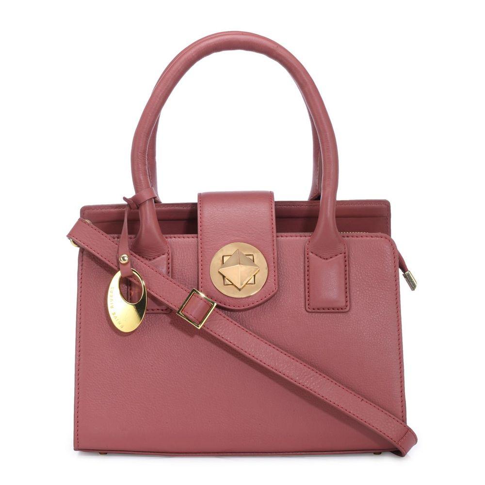 Women's Leather Handbag - PR1289