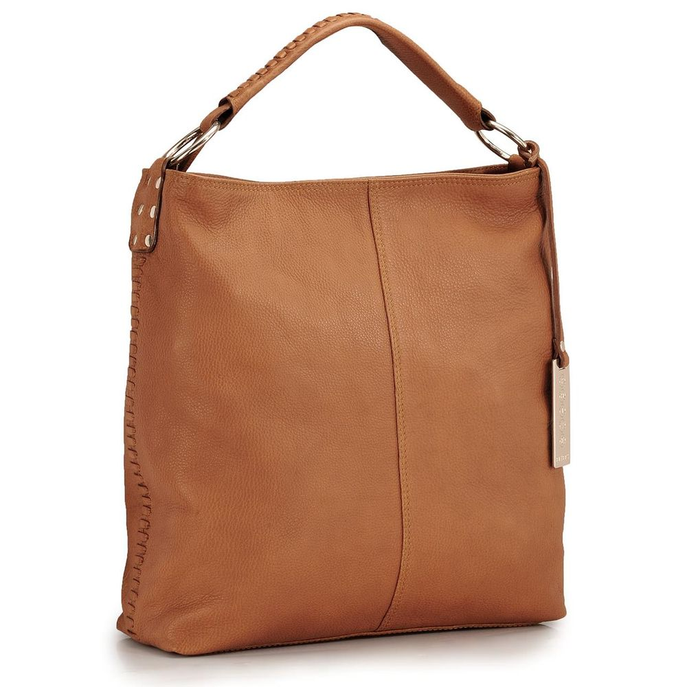 Women's Leather Tote Bag-PR335