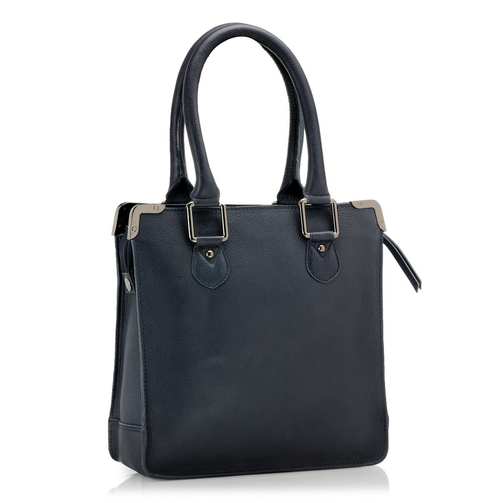 Women's Leather Tote Bag - PR387