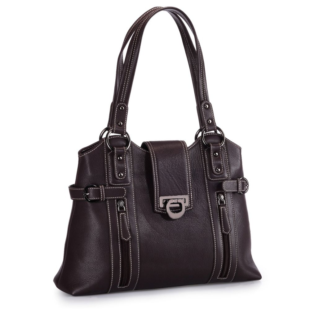 Women's Leather Handbag - PR623