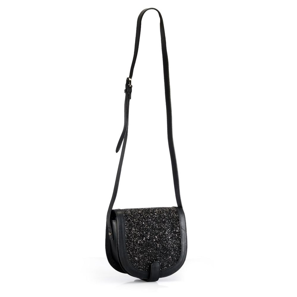 Women's Leather Crossbody Bag - PR845