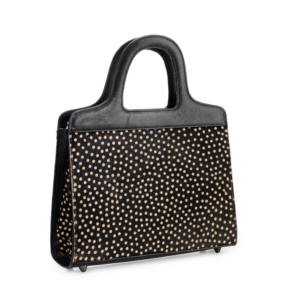 Women's Leather Handbag - PR848