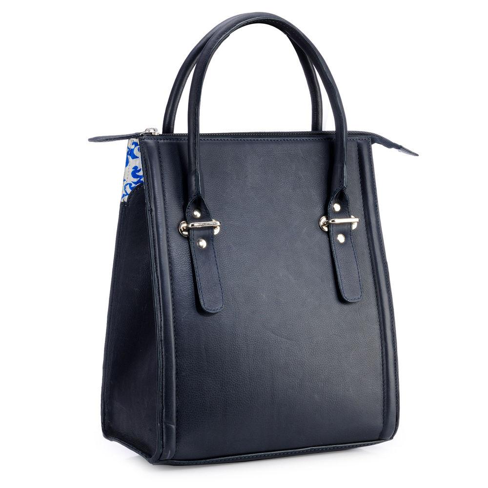 Women's Leather Handbag - PR861