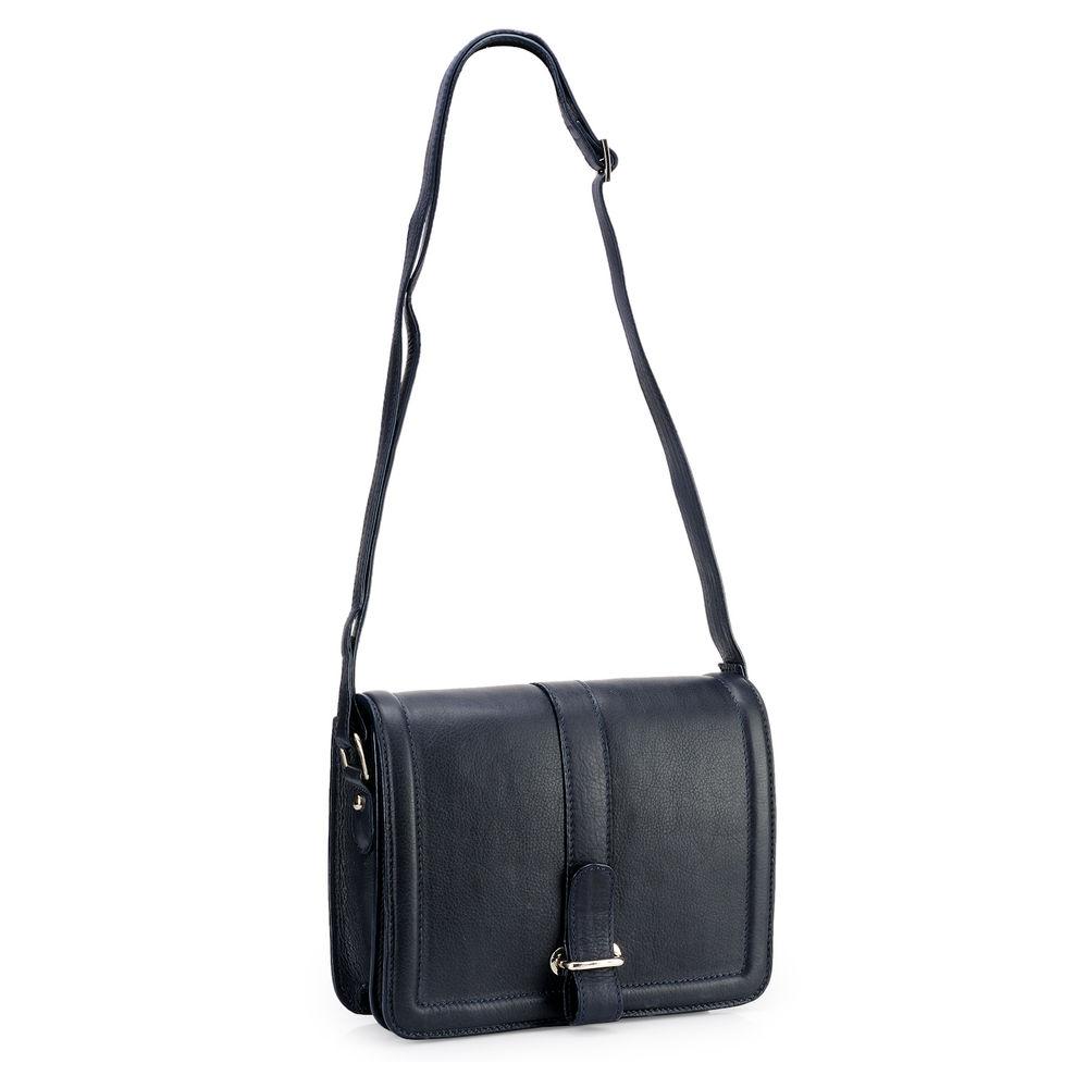 Women's Leather Crossbody Bag - PR862