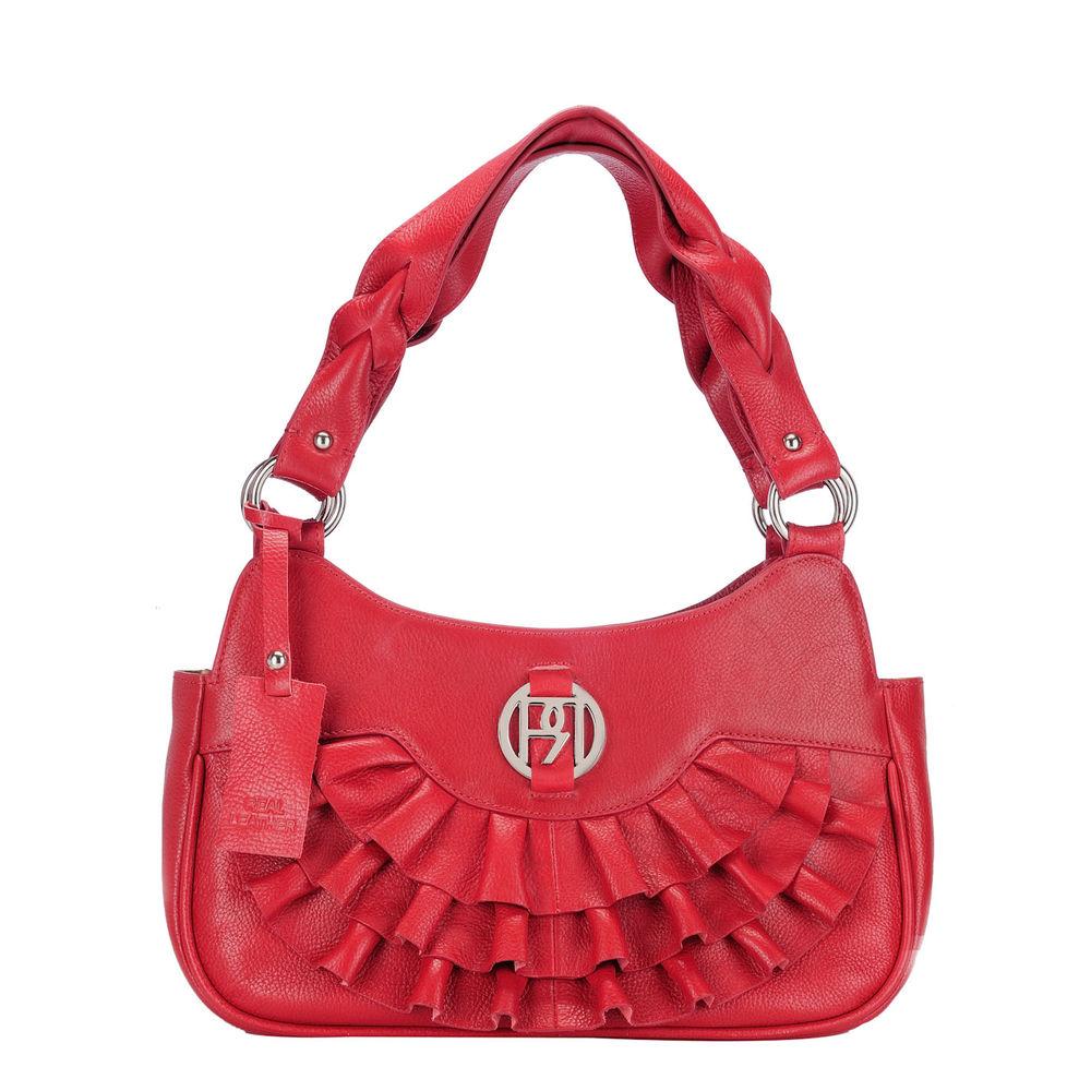 Women's Leather Handbag - PR904